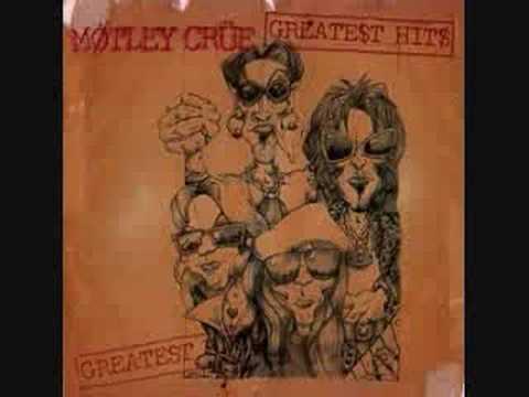 Motley Crue - Bitter Pill