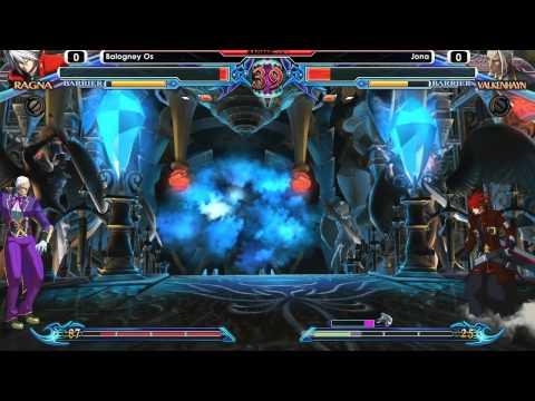 Anime Expo - 7 5 14 - Blazblue: Chronophantasma Tournament video