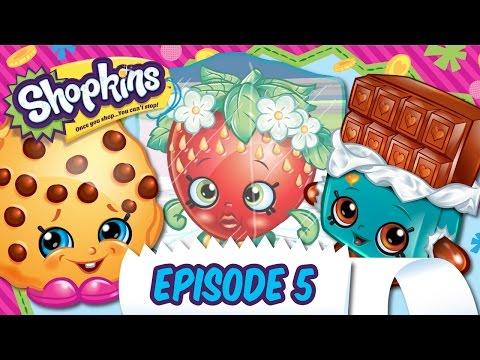 Shopkins Cartoon - Episode 5, frozen Climbers video
