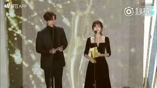 180125 Seoul Music Awards - Super Junior winning bonsang