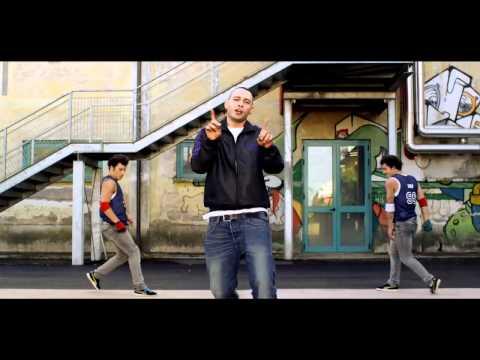 fabri fibra tranne te [rap futuristico] official video in HD