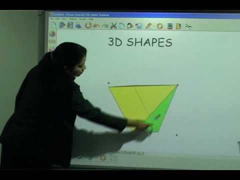 Kids Math Software - 3D Shapes