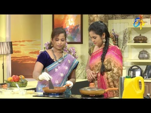 Telugu Ruchi | 8th September 2018 | Full Episode | ETV Telugu