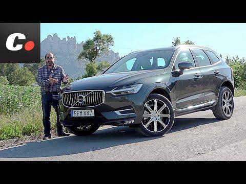 Volvo XC60 2017 SUV   Primera prueba / Test / Review en español   Contacto   Coches.net