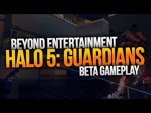 Halo 5: Guardians Multiplayer Beta Gameplay