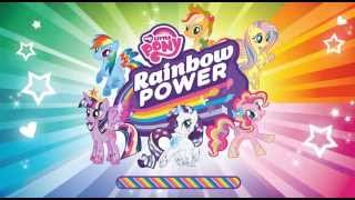 Дружба это Чудо Rainbow Power Одевалка с Рарити