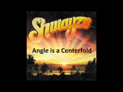 Shwayze - Angel is a Centerfold [with lyrics]