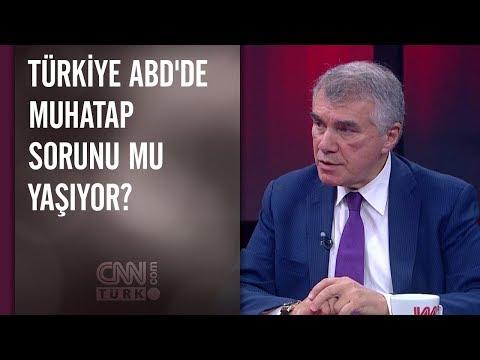 Türkiye ABD'de muhatap sorunu mu yaşıyor?