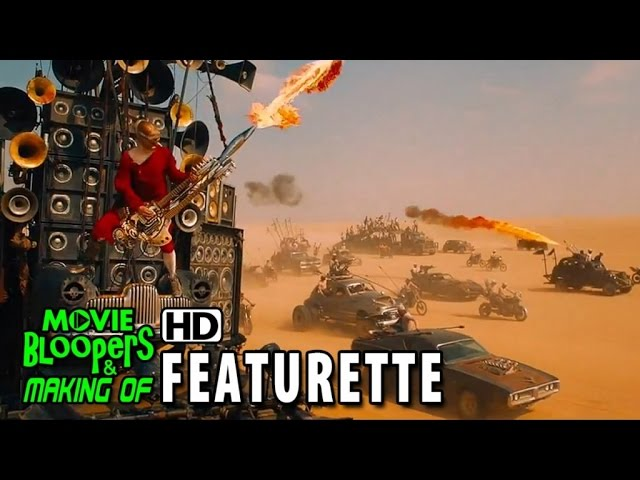 Mad Max: Fury Road (2015) Featurette - Working the Fury Road