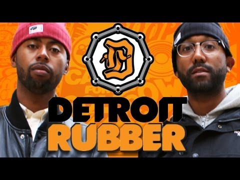 Detroit Rubber Ep. 1 of 6 - Eminem Gives Prince Fielder $10k Air Jordans