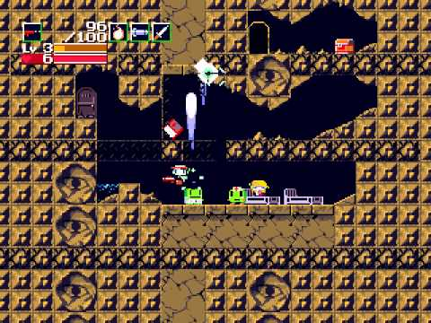 Cave Story (洞窟物語) TAS in 50:10.3 by nitsuja with author's commentary