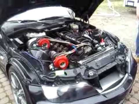 Twin Turbo Bmw M Coupe Revving Youtube