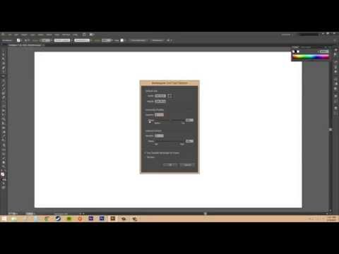 Adobe Illustrator CS6 for Beginners - Tutorial 25 - Creating Grids