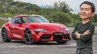 FIRST DRIVE: 2020 A90 Toyota GR Supra Malaysian review - RM568,000