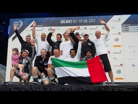 Abu Dhabi Ocean Racing Race Highlights - Volvo Ocean Race 2011-12