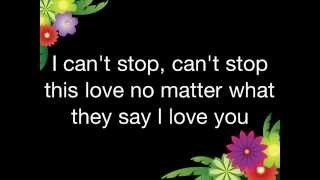 Watch Darin Cant Stop Love video
