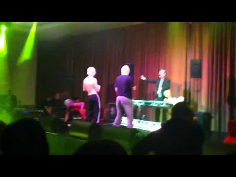 Rubberbandits - I Wanna Fight Your Father (live) video