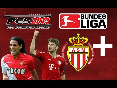 PES 2013 AS MONACO Y BUNDESLIGA PC - DESCARGA E INSTALACIÓN - PC