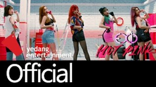 EXID HOT PINK Music Video