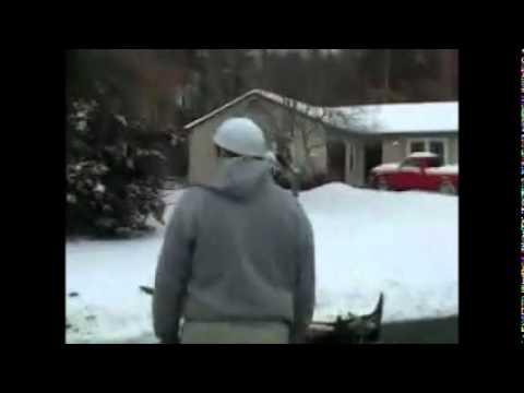 Coches - Como remolcar un coche que se ha quedado en la nieve