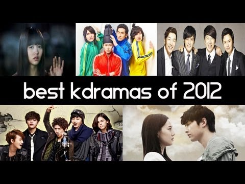 Top 5 Korean Dramas of 2012 - Top 5 Fridays