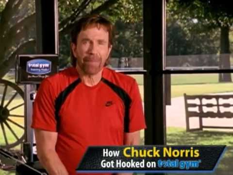 Chuck Norris - Introduction to Total Gym #5