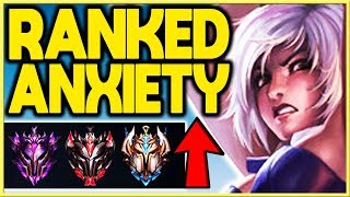 Scared of Playing Ranked? Tips for Overcoming Ranked Anxiety! (League of Legends)