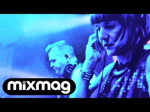 CRAZY P SOUNDSYSTEM live set @ blu Music Tour Glasgow
