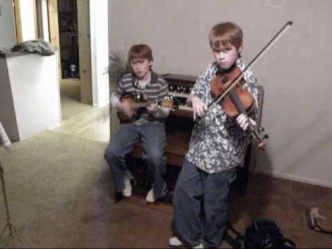 I'll Fly Away - Violin & Mandolin