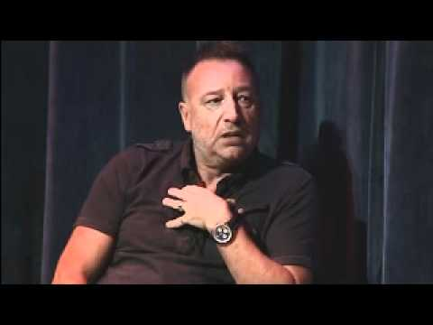 Peter Hook of Joy Division/New Order talks about recording &quot;Love Will Tear Us Apart&quot;