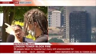 Grenfell Tower conspiracy
