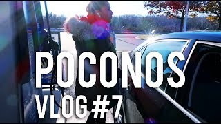 Things to Do in Poconos, Pennsylvania: VLOG #7