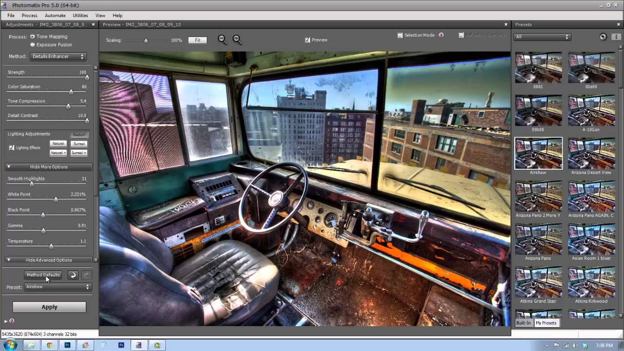 Photomatix pro 2 5 updated version