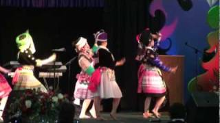 Hmong Fresno New Year  Dance Competition 2010 #1
