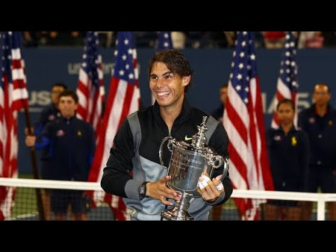 RAFAEL NADAL - My Hero (HD)