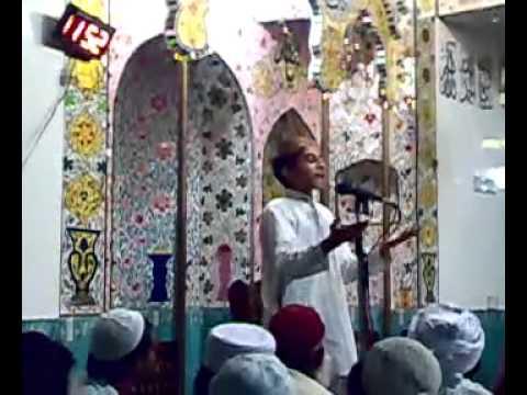 Qari Atta Ur Rehman Farooqi, Mahfil E  Hamd-o-naat video
