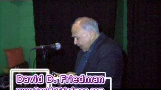 David D Freidman - NYC - Global Warming and Other Good Things in Our Future