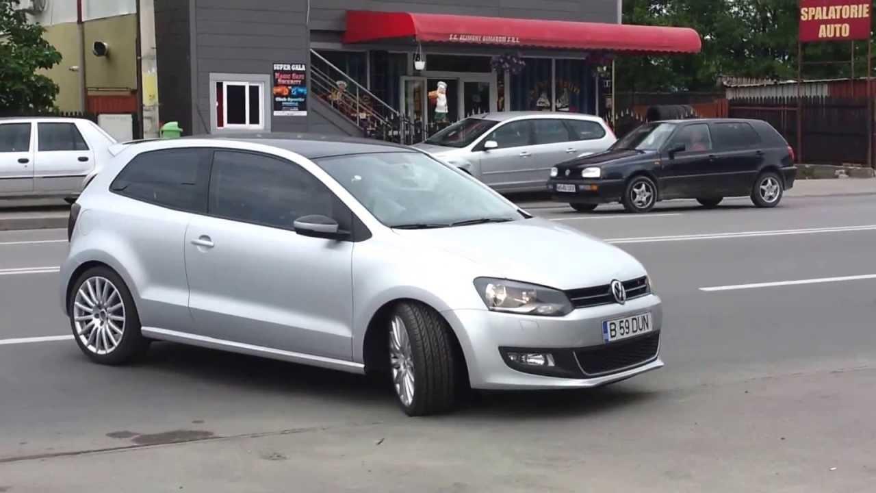 Polo 6r With Arietta Wheels Youtube