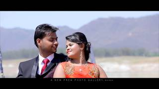 Umesh & Jyoti Pre Wedding on song