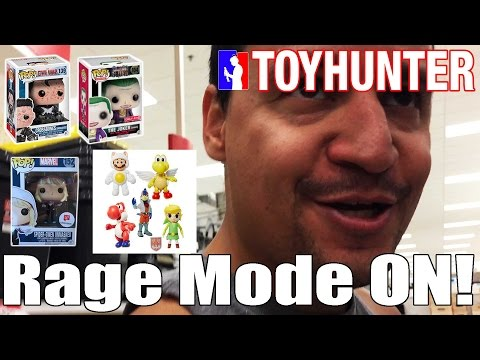 Toy Hunting for Gwen Stacy & Rey PoP!s Plus Jakks Pacific Shadow Link!