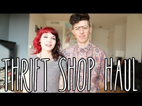 Thrift Shop Haul w/ Sam Pepper