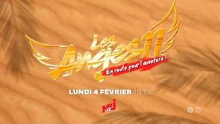 LES ANGES 11 DÉCOUVREZ LE PREMIER TASER