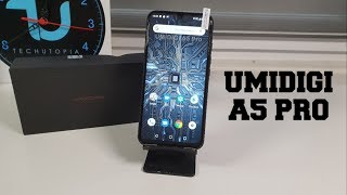 Umidigi A5 Pro Unboxing/Hands on test! The best $100 Budget China phone 2019?