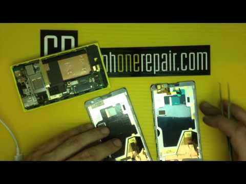 Nokia Lumia 1020 sreen replacement