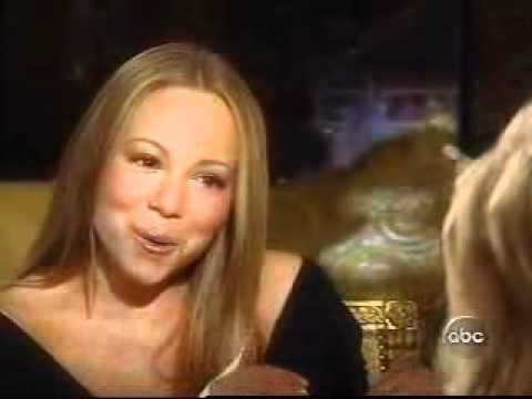 Mariah Carey - Live With Barbara Walters in 2006
