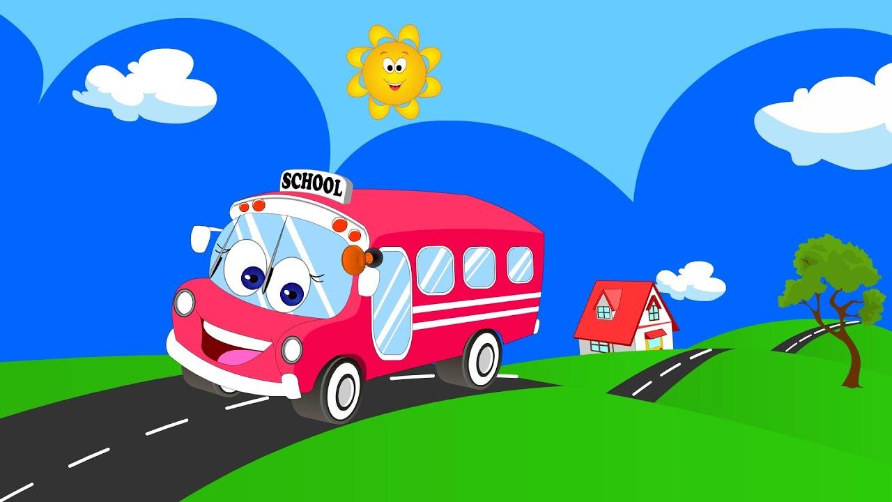 The Wheels On the Bus - Scholastic - Cinedigm Entertainment