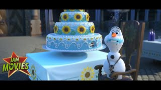 Frozen Fever Official Trailer #1 2015   Disney Animated Short Film HD