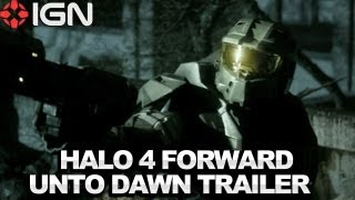 Halo 4 Forward Unto Dawn Official Trailer