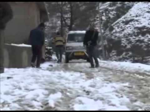Himachal Pradesh: Mercury dips further after overnight snowfall, rain