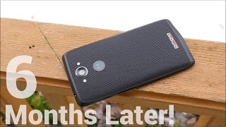 Droid Turbo 6 Months Later Review!